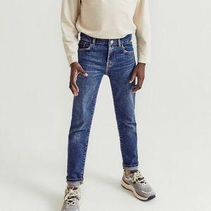 Zara boys skinny fit jeans